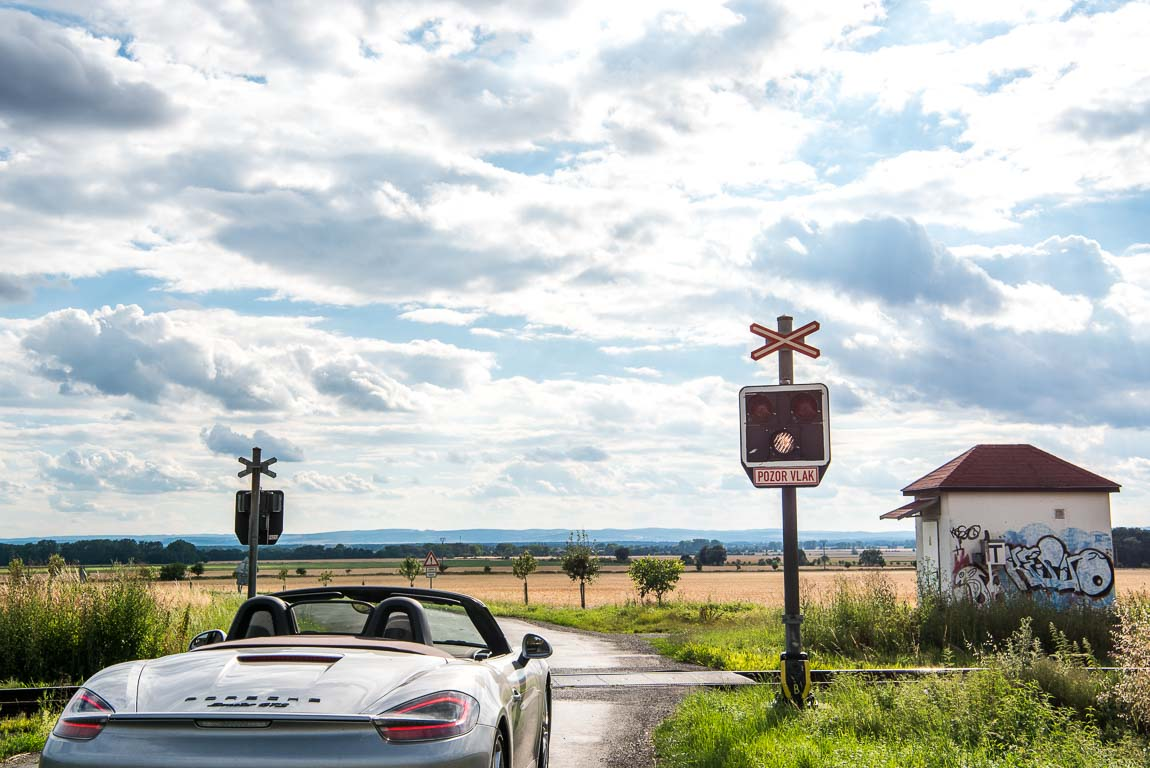 Ost-Europa-Tour Porsche Boxster GTS Stuttgart-Plzen-Prag-Bruenn-Olomouc-Wien-42
