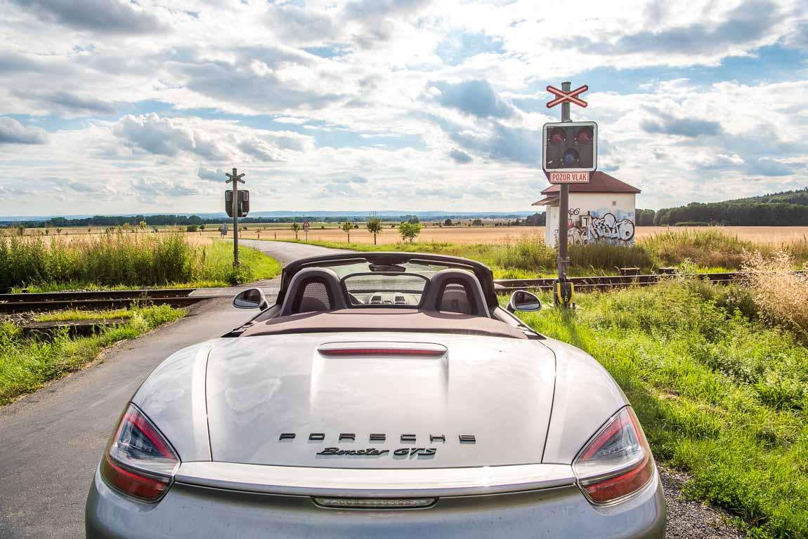 Ost-Europa-Tour Porsche Boxster GTS Stuttgart-Plzen-Prag-Bruenn-Olomouc-Wien-43