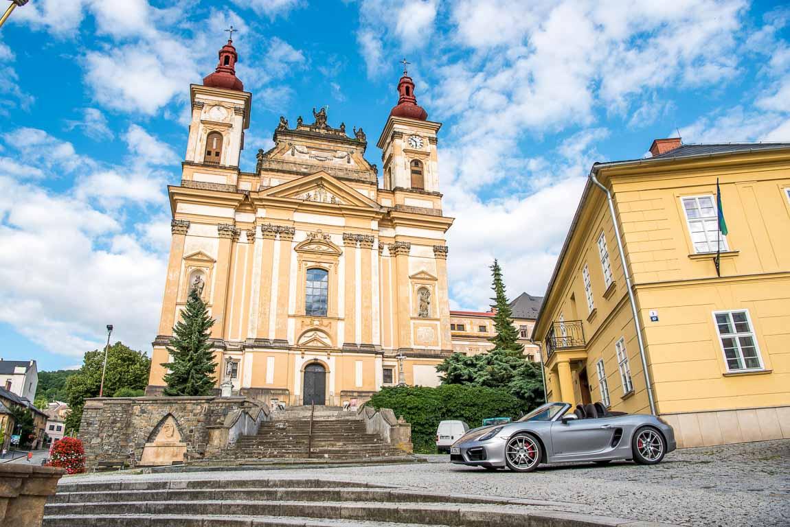 Ost-Europa-Tour Porsche Boxster GTS Stuttgart-Plzen-Prag-Bruenn-Olomouc-Wien-47