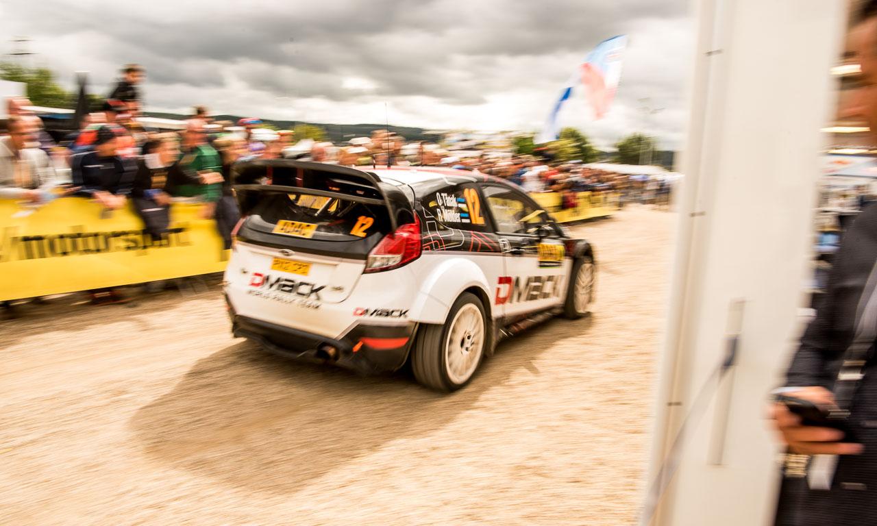 Rallye Deutschland mit Volkswagen und Sebastien Ogier AUTOmativ.de Benjamin Brodbeck VW Polo R WRC Sieg 10 - ADAC Rallye Deutschland 2016: Mit dem VW Polo R WRC Vollgas durch Trier