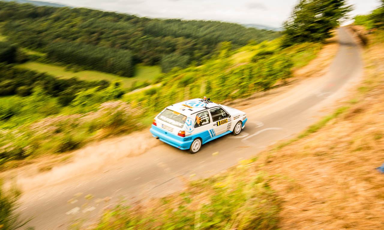Rallye Deutschland mit Volkswagen und Sebastien Ogier AUTOmativ.de Benjamin Brodbeck VW Polo R WRC Sieg 2 - ADAC Rallye Deutschland 2016: Mit dem VW Polo R WRC Vollgas durch Trier