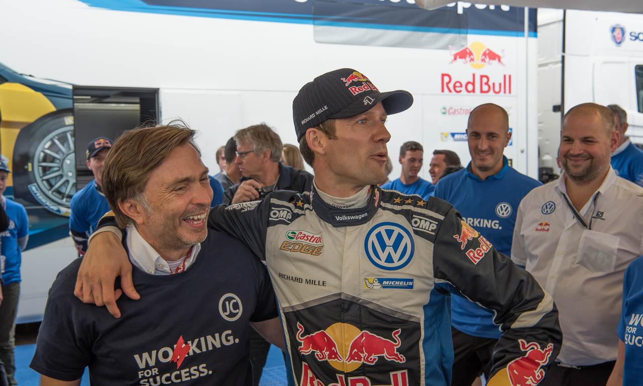 Rallye Deutschland mit Volkswagen und Sebastien Ogier AUTOmativ.de Benjamin Brodbeck VW Polo R WRC Sieg 31 - ADAC Rallye Deutschland 2016: Mit dem VW Polo R WRC Vollgas durch Trier