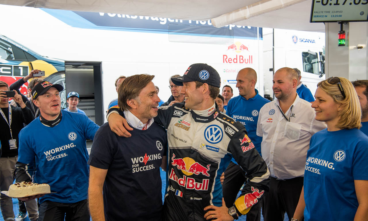 Rallye Deutschland mit Volkswagen und Sebastien Ogier AUTOmativ.de Benjamin Brodbeck VW Polo R WRC Sieg 32 - ADAC Rallye Deutschland 2016: Mit dem VW Polo R WRC Vollgas durch Trier