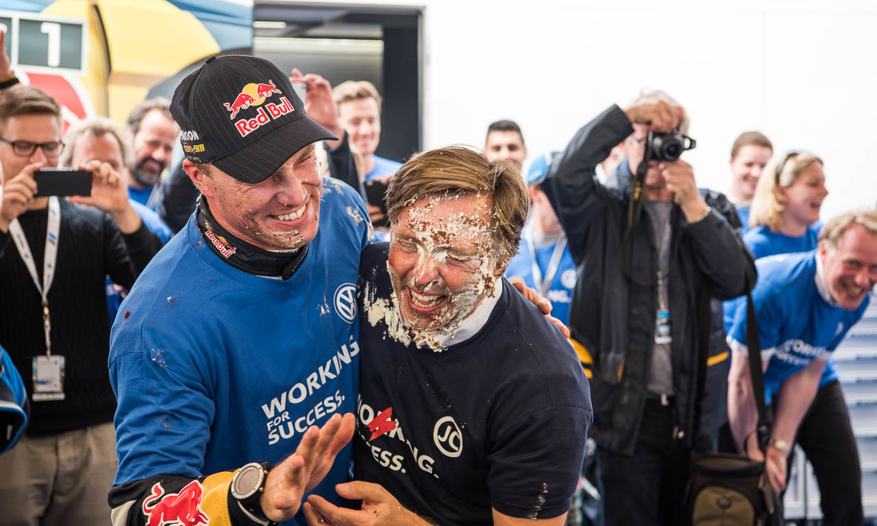 Rallye Deutschland mit Volkswagen und Sebastien Ogier AUTOmativ.de Benjamin Brodbeck VW Polo R WRC Sieg 35 - ADAC Rallye Deutschland 2016: Mit dem VW Polo R WRC Vollgas durch Trier
