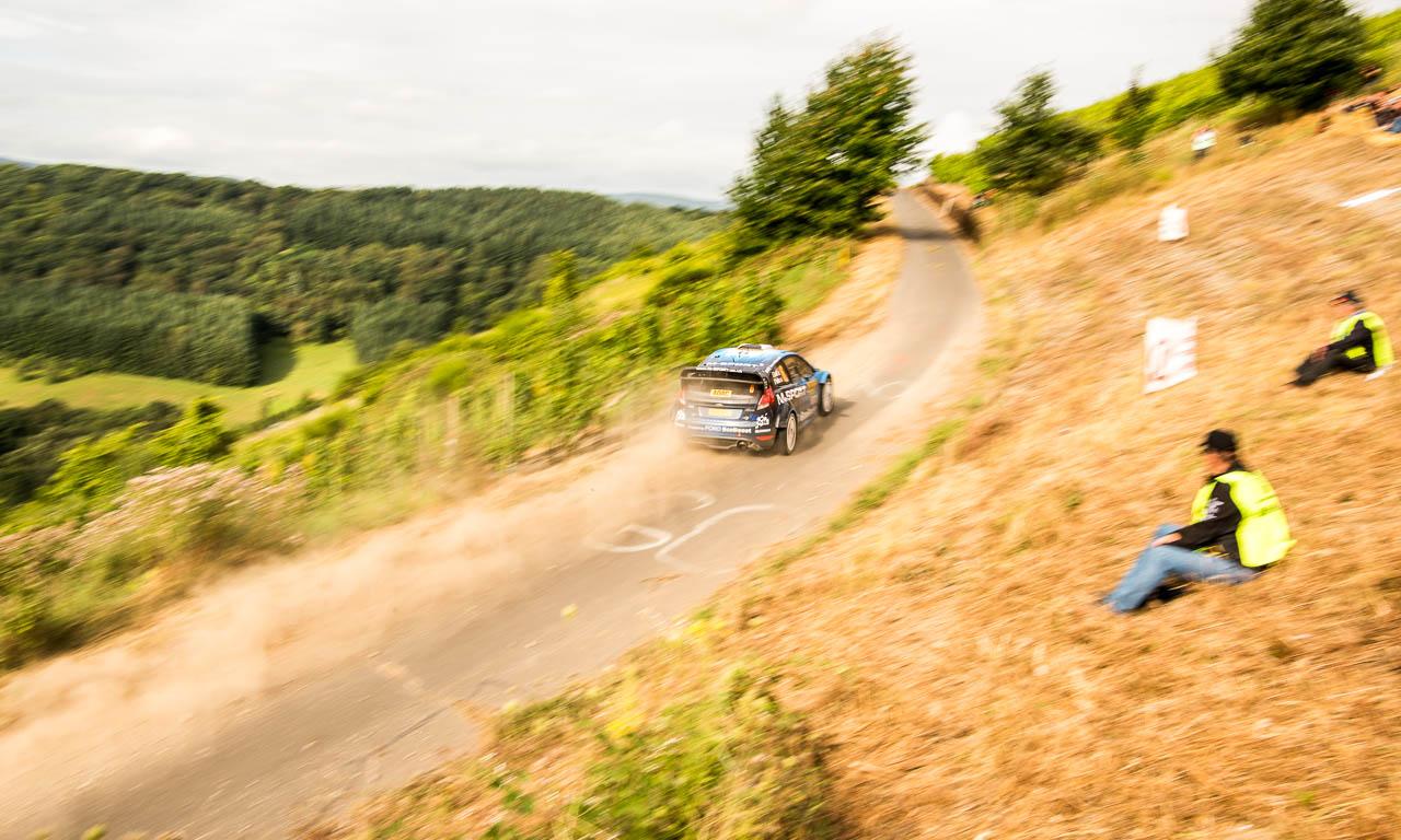 Rallye Deutschland mit Volkswagen und Sebastien Ogier AUTOmativ.de Benjamin Brodbeck VW Polo R WRC Sieg 4 - ADAC Rallye Deutschland 2016: Mit dem VW Polo R WRC Vollgas durch Trier