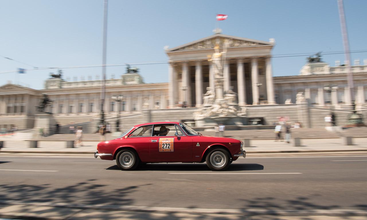 Vienna Classic Days 2016: Ein rollendes Museum durch Wien