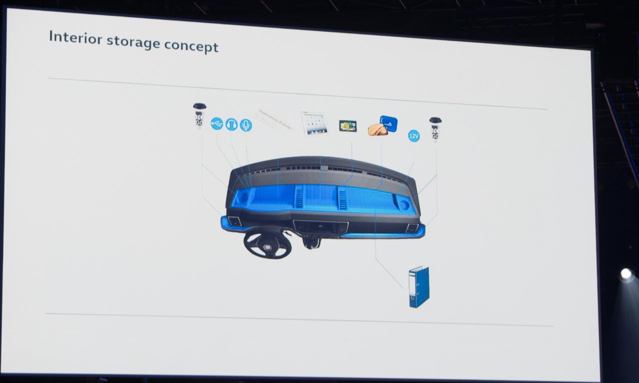 2017 Volkswagen Nutzfahrzeuge Crafter Weltpremiere erster Eindruck und Walkaround der verschiedenen Ausfuehrungen 15 - Der neue 2017 VW Crafter ist 1.500 Euro günstiger - Unser erster Eindruck