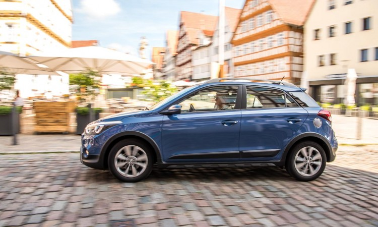 2.600 Kilometer im neuen Hyundai i20 Active blue 1.0 T-GDI: Rallye selbstgemacht