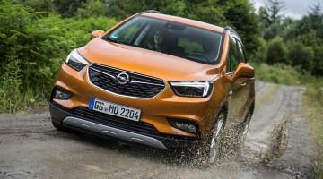 Hey, der neue Opel Mokka X schaut echt gut aus!