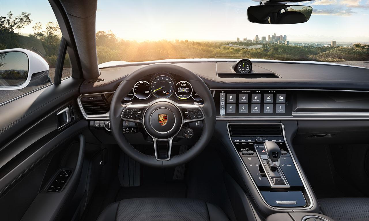 Porsche Panamera 4 E Hybrid 2 - Das verbraucht der Porsche Panamera 4 E-Hybrid mit 462 PS wirklich