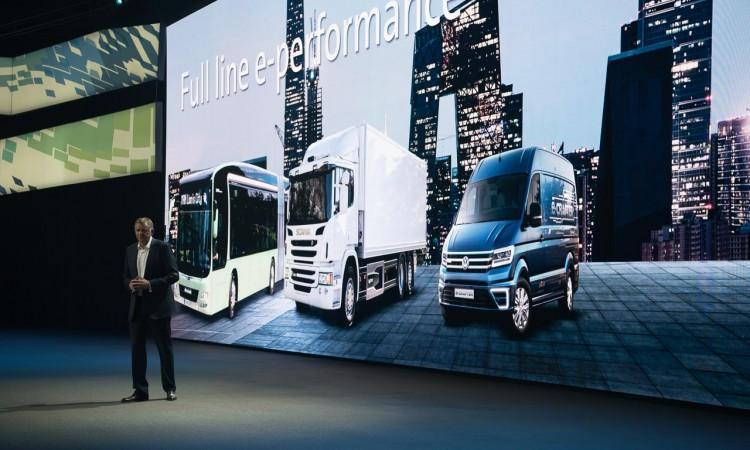 Volkswagen e-Crafter: Großer Bulli kommt schon bald elektrisch