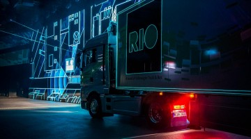 Mit der Volkswagen RIO Softwarelösung wird das Transportieren ökologischer