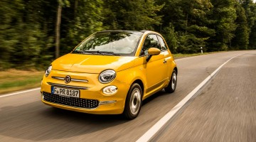 Quirlige Knutschkugel: Neuer Fiat 500C 1.2 im Test