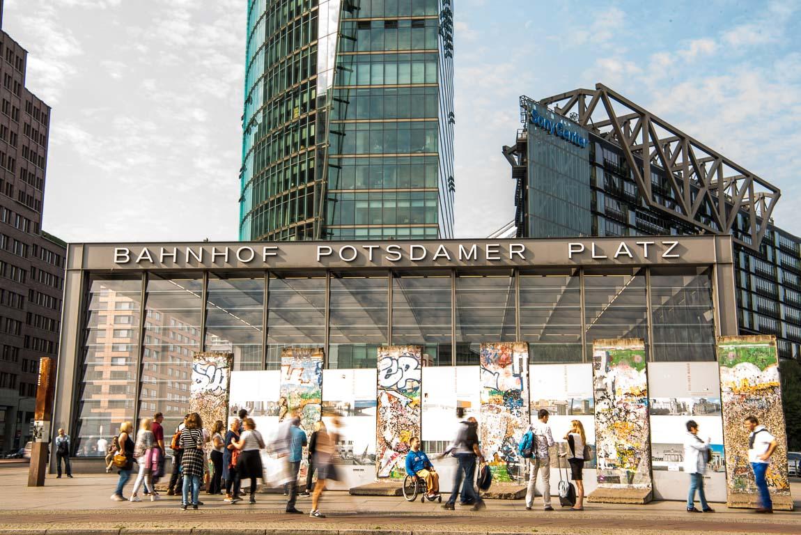 Lifestyle im Rahmen eines Infiniti-Shootings in Berlin, Aufnahme mit Nikon