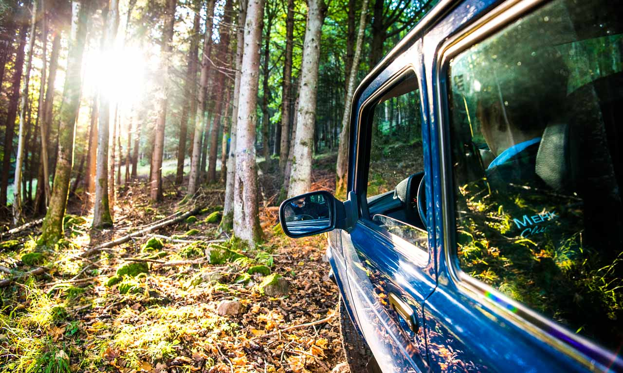Lada 4x4 Niva Taiga im Test in den Vogesen im Elsass Frankreich Lada kommt ueberall durch guenstigster SUV Offroad AUTOmativ 19 - Russland trifft Frankreich: Mit dem Lada 4x4 durch die Vogesen