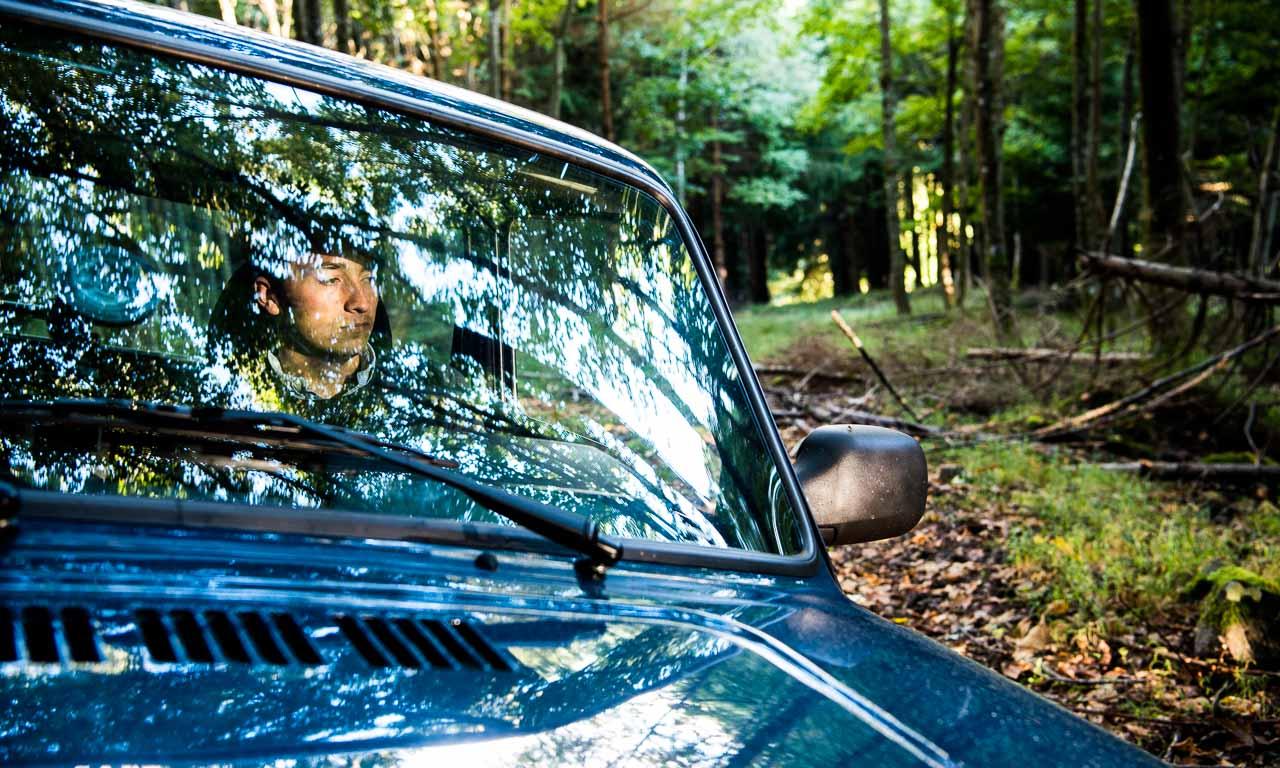 Lada Produktion, Aufnahme mit Nikon