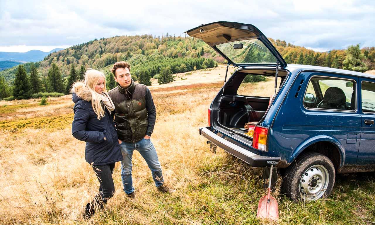 Lada 4x4 Niva Taiga im Test in den Vogesen im Elsass Frankreich Lada kommt ueberall durch guenstigster SUV Offroad AUTOmativ 35 - Russland trifft Frankreich: Mit dem Lada 4x4 durch die Vogesen