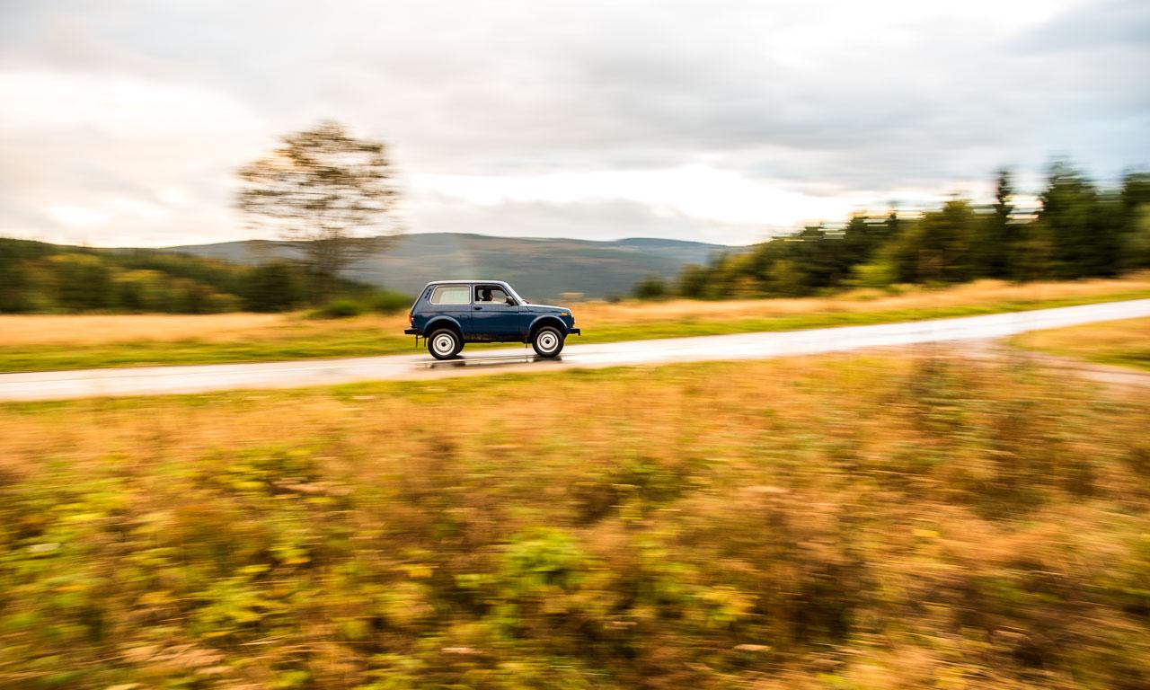 Lada 4x4 Niva Taiga im Test in den Vogesen im Elsass Frankreich Lada kommt ueberall durch guenstigster SUV Offroad AUTOmativ 51 - Russland trifft Frankreich: Mit dem Lada 4x4 durch die Vogesen