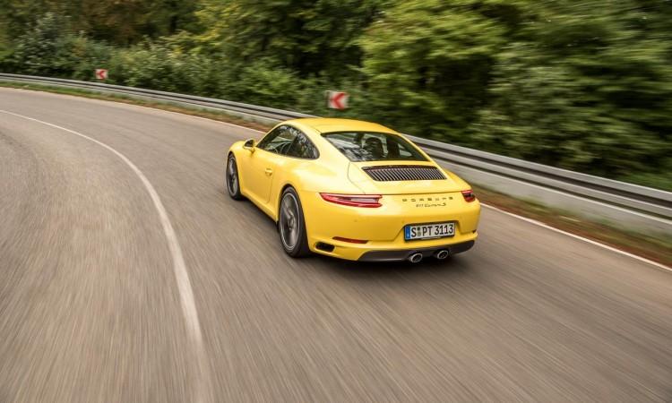 Porsche 911 Carrera S (991.2) im Test: Käpt'n Leichtfuß