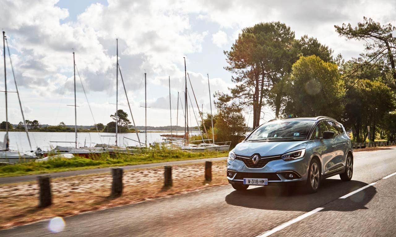 Renault Grand Scenic in Bordeaux - Mit der neuen Generation Scénic zum unberührten Strand von Bordeaux