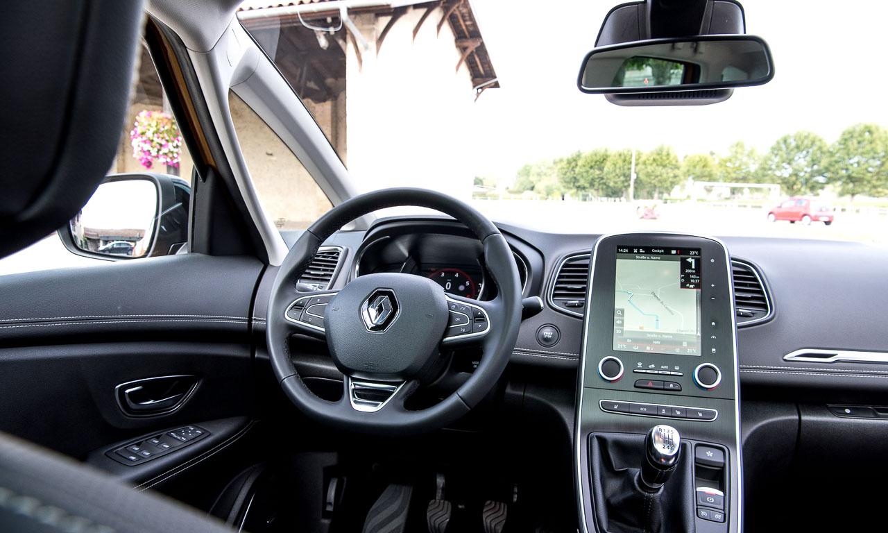 Renault Scenic Test 2 - Was man beim Kauf über die neue Renault Scénic Generation wissen muss