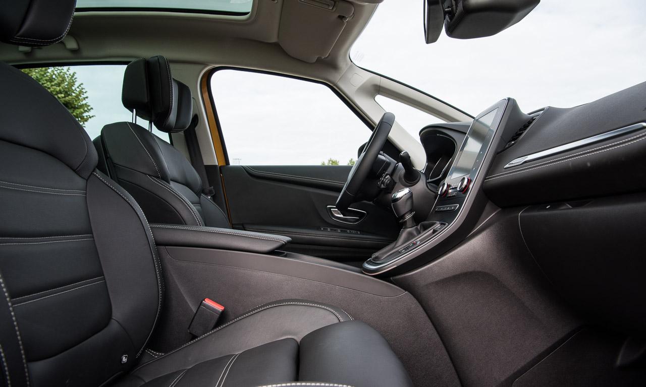 Renault Scenic Test 37 - Was man beim Kauf über die neue Renault Scénic Generation wissen muss