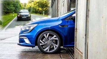 Renault Mégane GT oder Golf GTI? Hinterachslenkung oder Frontdifferenzial?
