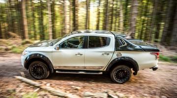 Mitsubishi L200 (2016) im Test: Ein Pick-Up für alle Fälle