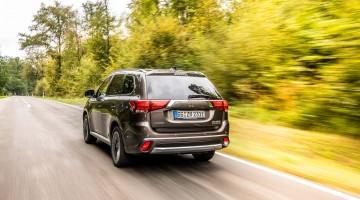 Mitsubishi Outlander PHEV: Plug-in Hybrid im Alltagstest