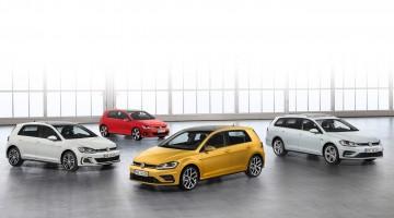 Neues VW Golf 7 Facelift (2017): Das ändert sich beim neuen Modell
