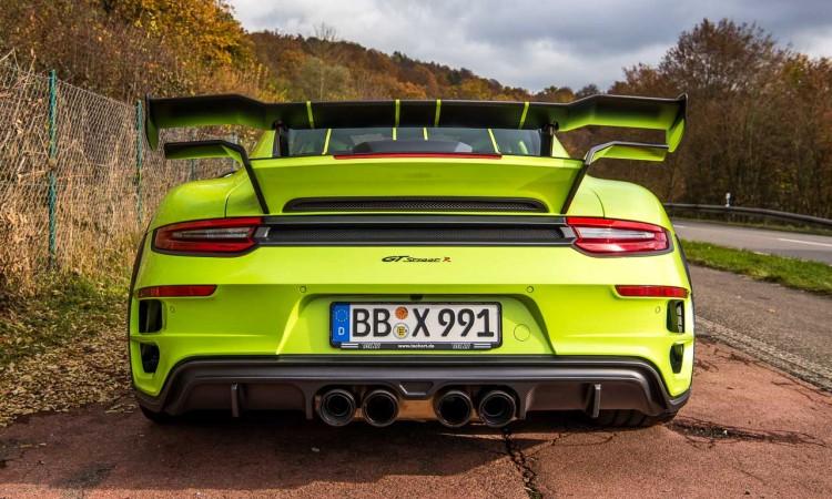 Der TechArt GTstreet R ist der 720 PS-Porsche, den wir alle wollen!