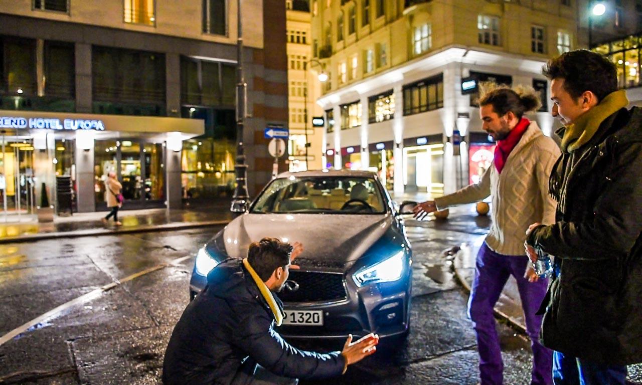 AUTOmativ.de In Der Mangel mit Alexander Honey Keen in Wien Benjamin Brodbeck Constantin Merk 3 - Reden wir mal mit Alexander Keen über Autos und Chiptuning!