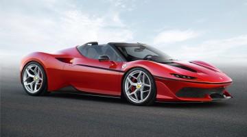 Ferrari J50 als exklusive Sonderserie für Japan
