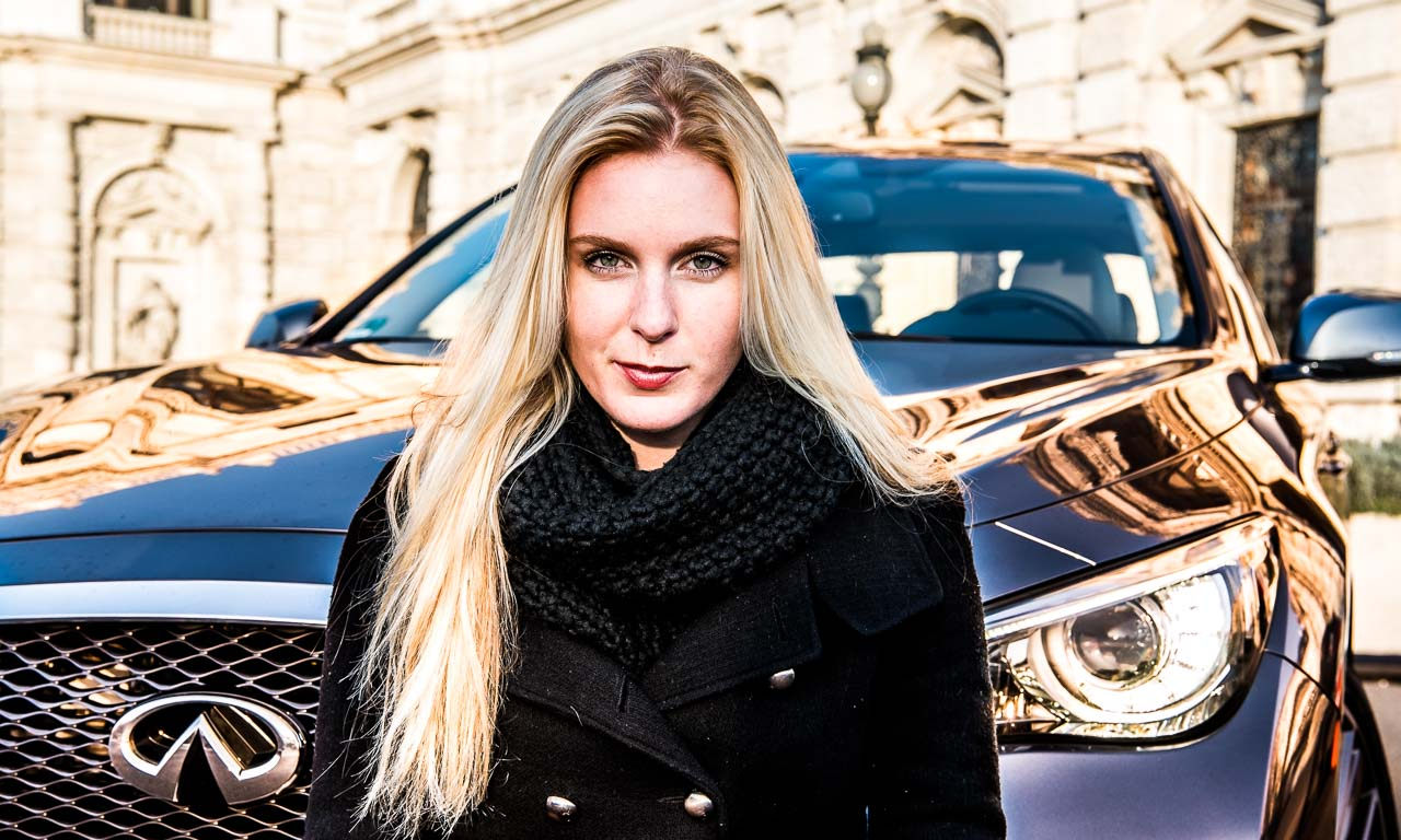Infiniti Q50 Shooting in Wien mit Anna Modelshooting Benjamin Brodbeck AUTOmativ 2 - Automobile Photographie - Lifestyle | Model | Veranstaltung - Unsere digitale Mappe