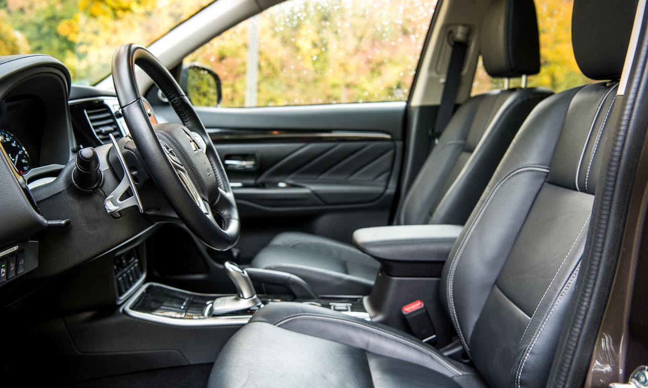Mitsubishi Outlander PHEV Hybrid Plug In Hybrid im Test von AUTOmativ.de und Benjamin Brodbeck Stefan Emmerich Martin Schmidt 19 - Mitsubishi Outlander PHEV: Plug-in Hybrid im Alltagstest