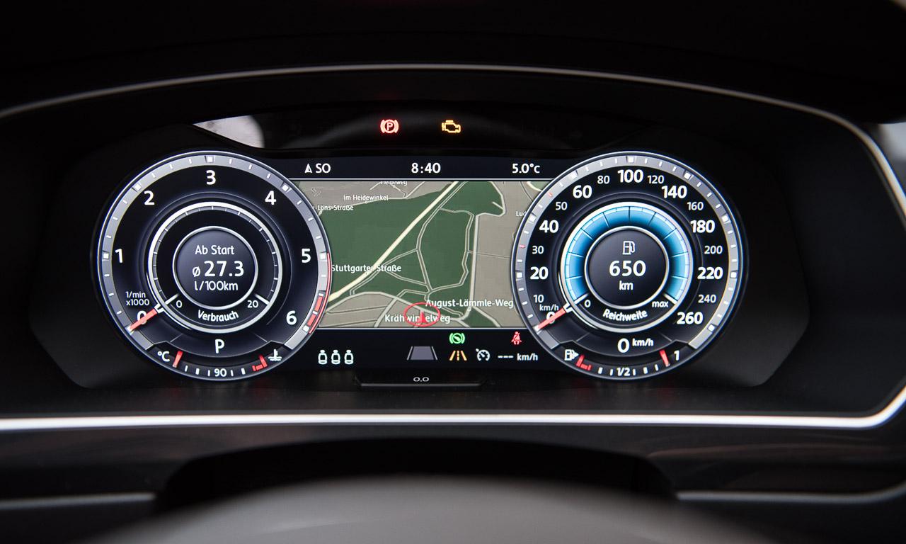 VW Tiguan 2.0 Diesel 150PS im Test von AUTOmativ.de Benjamin Brodbeck 29 - VW Tiguan 2.0 TDI (150 PS) im Test: Großmutters Zukunftsmaschine