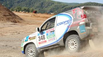Cooper Tire-Markenbotschafter Xavi Foj ist startklar für die Rallye Dakar [Werbung]