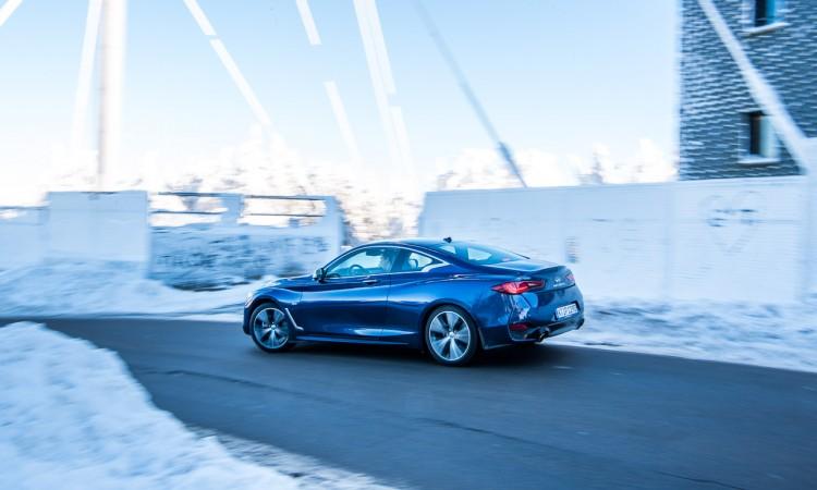 Der Infiniti Q60 2.0t ist das elegante Reisecoupé mit Mercedes-Herz – Fahrbericht