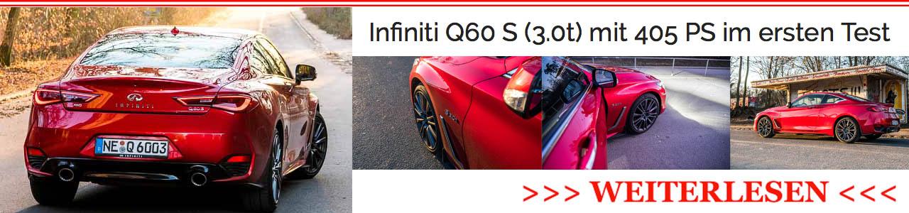 Infiniti Q60 Artikelempfehlung AUTOmativ