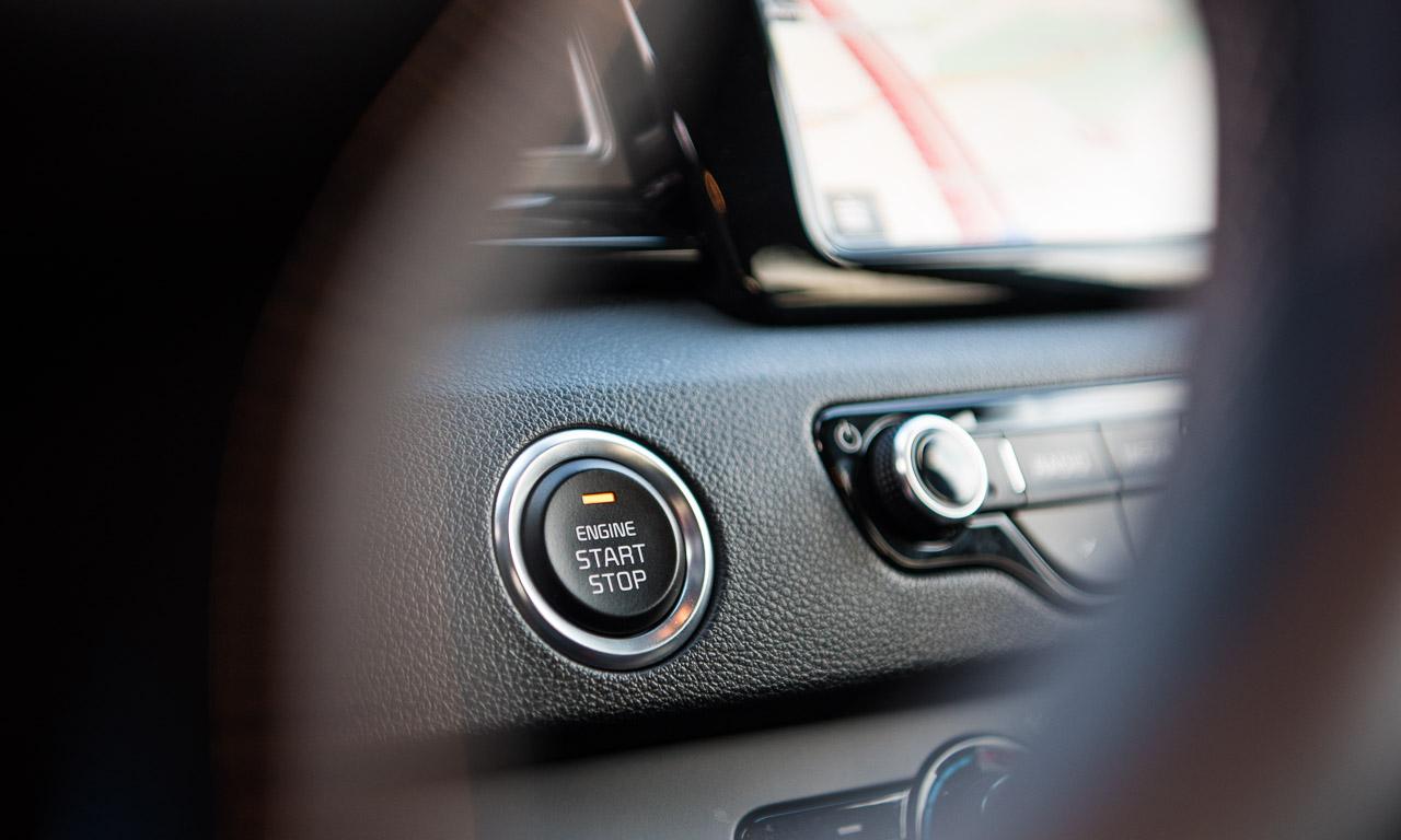 Kia Niro HEV Hybrid im Test Fahrbericht AUTOmativ.de Benjamin Brodbeck Kia Hybrid 34 - Kia Niro 1.6 Hybrid im Test: Hochwertiger Vordenker mit Reisemüdigkeit