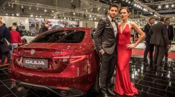 Vienna Auto Show 2017: Auto-Melange Wiener Art!