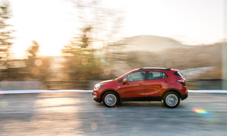 Opel Mokka X (1.6 CDTI, 136 PS) im Fahrbericht: Knackig und Gschmackig