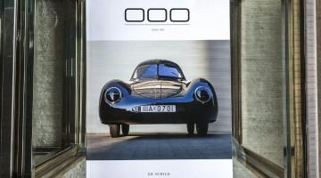 000 Magazine S: Das exklusivste Porsche-Magazin der Welt kostet 999 Dollar im Jahr