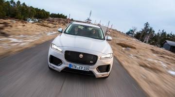 Fahrbericht Jaguar F-Pace S: Raubkater für die steinigen Wege