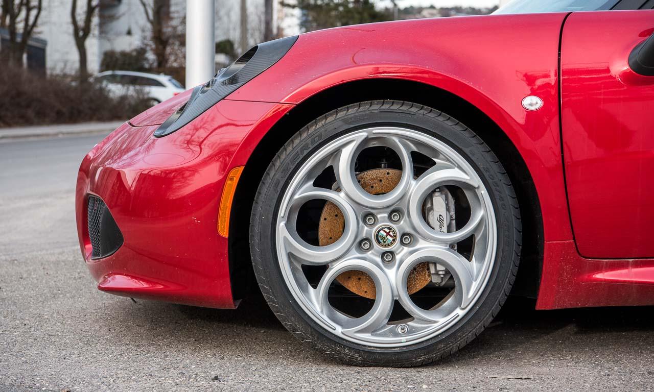 Alfa Romeo 4C Leonberg Kaufen Alfa 4C AUTOmativ.de