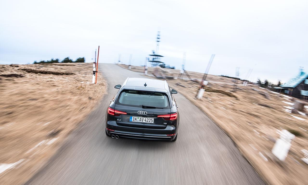 Audi A4 3.0 TDI Avant Test AUTOmativ.de Benjamin Brodbeck Schwarzwald Design Audi S5 28 - Audi A4 Avant 3.0 TDI im Alltagstest: Passion Außendienst