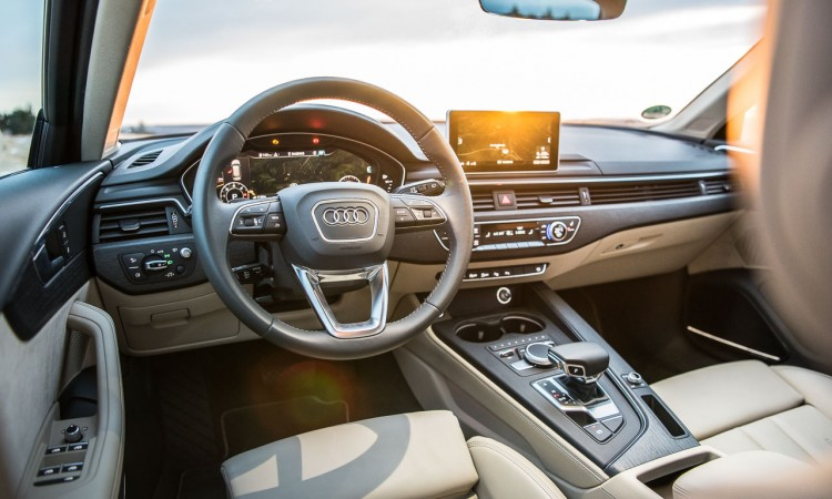Der Audi A4 lebt einfach von seinem phänomenalen Interieur