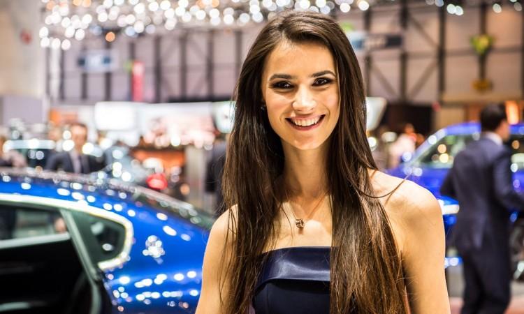 Girls of Geneva: Höchste Individualisierung auf dem Genfer Autosalon 2017! #GIMS2017