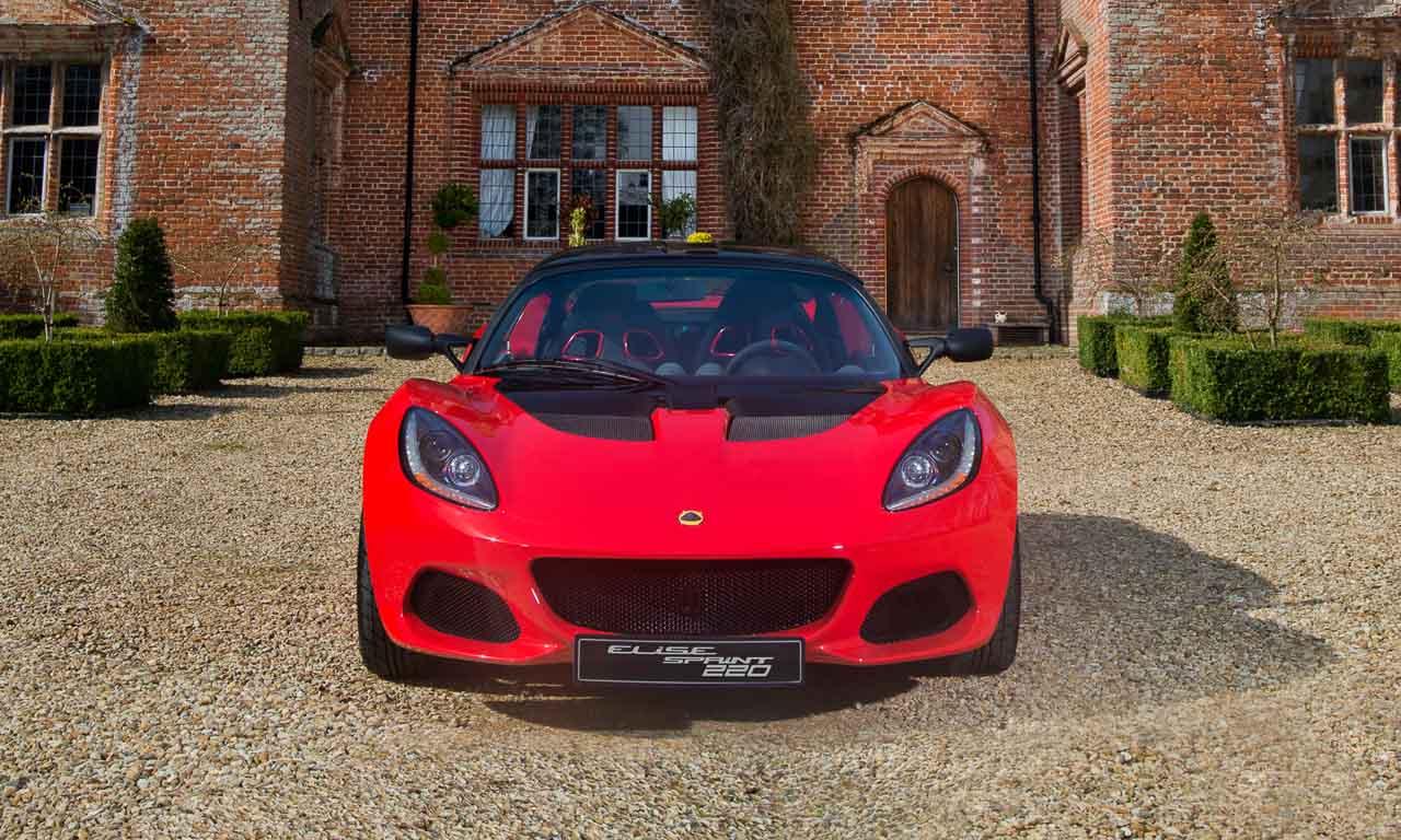 Lotus Elise Sprint - 800 Kilogramm Auto für 48.000 Euro-4