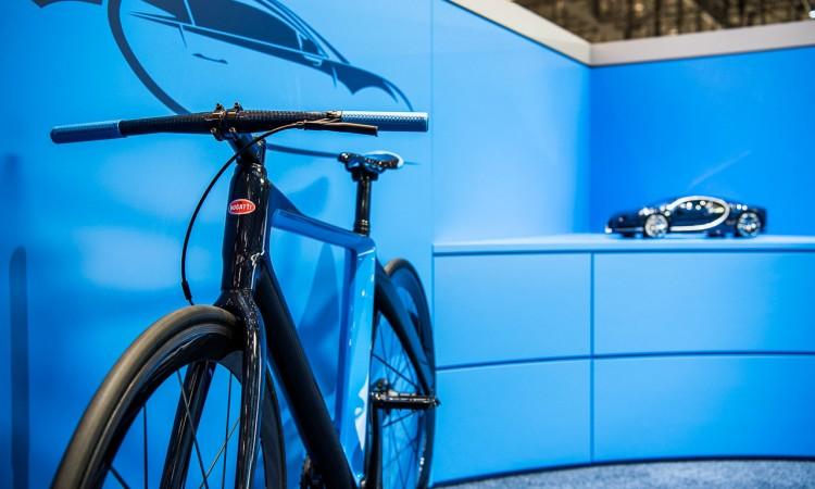 Das Beste oder nichts: PG Bugatti Bike aus Voll-Karbon ab 35.000 Euro